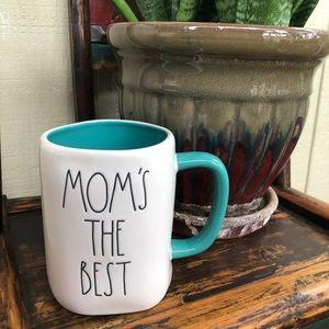 Rae Dunn Mom's The Best Mug
